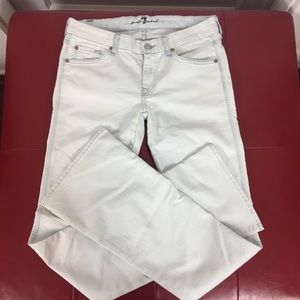 Seven for All Mankind A Pocket Jeans Size 28